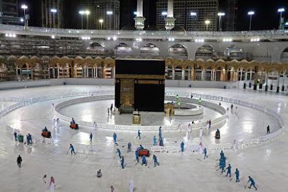 Seperti Tahun Lalu, Haji 2021 Hanya untuk Warga Arab Saudi dan Ekspatriat