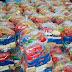 Nova etapa de entrega de cestas básicas a alunos da rede municipal começa na próxima quinta-feira (05)