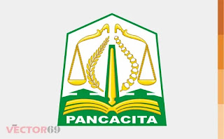 Logo Provinsi Aceh (Pancacita) - Download Vector File AI (Adobe Illustrator)