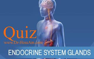 كويز غدد صماء Endocrine Quiz