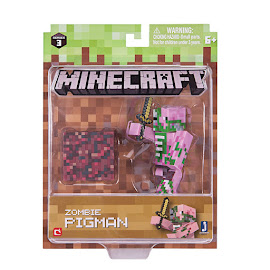 Minecraft Series 3 Zombie Pigman Overworld Figure