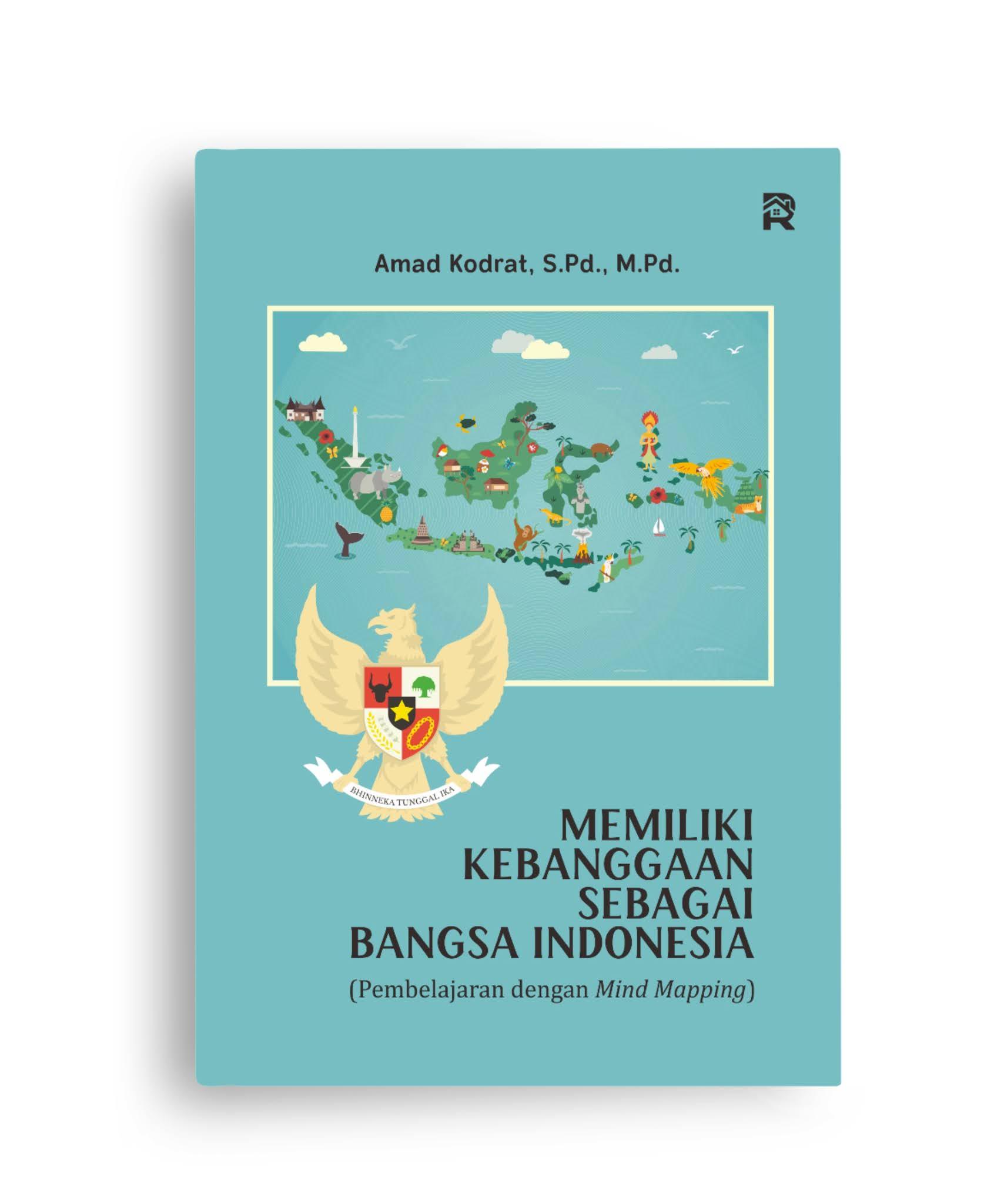 Memiliki Kebanggaan Sebagai Bangsa Indonesia (Pembelajaran dengan Mind Mapping)