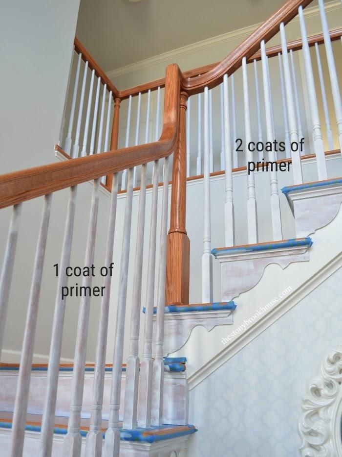 1 coat vs 2 coats of primer