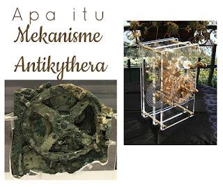 Apa itu Mekanisme antikythera
