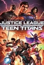 Justice League vs Teen Titans (2016)