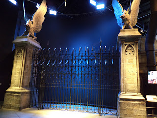 Ingresso Hogwarts Londra Harry Potter