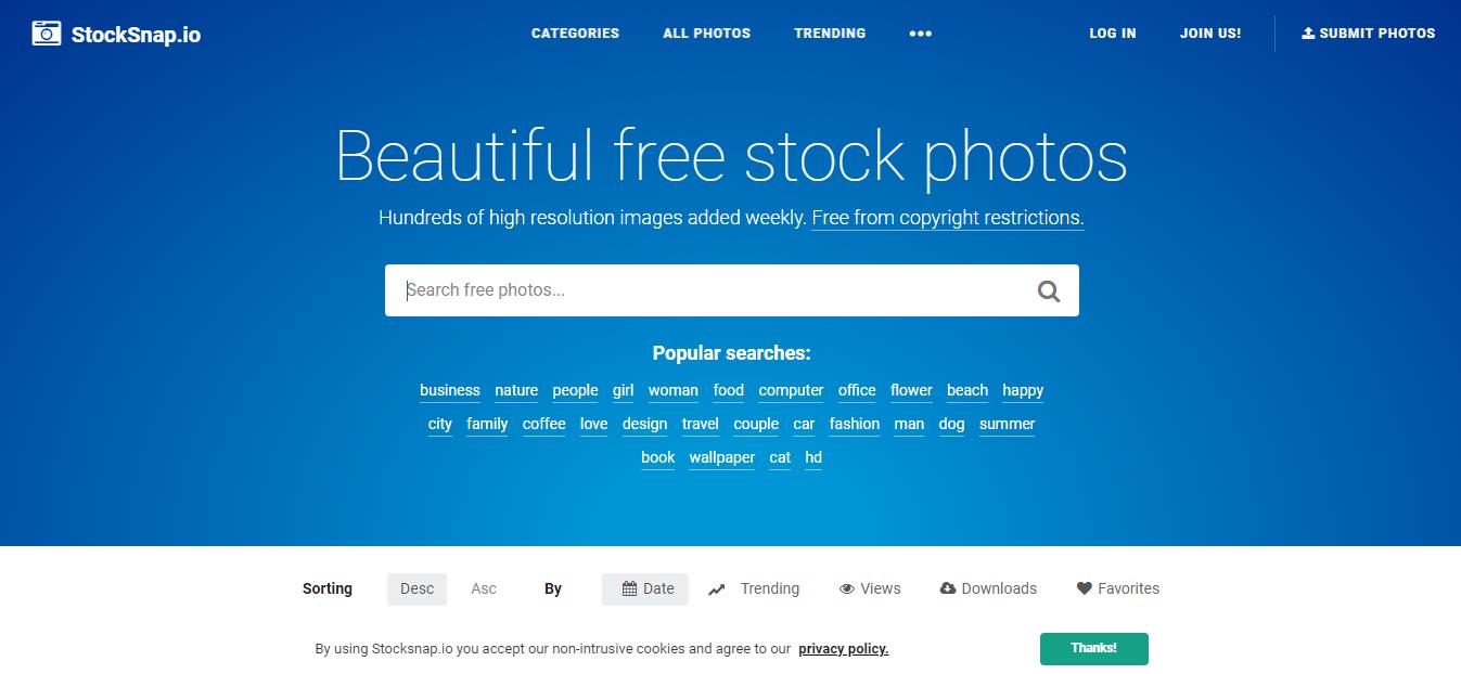 8 bancos de imagens que vão ajudar o seu Negócio
