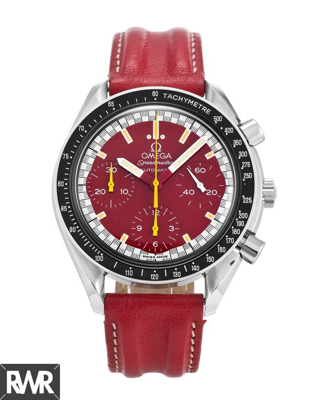 bc2ef038036 Replica Omega Speedmaster Automatic Michael Schumacher 3810.61.41