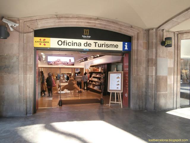 Tot barcelona los buitres carro eros del mosaico modernista - Oficina de turismo de barcelona ...