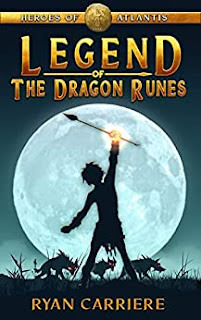 Legend of the Dragon Runes (Author Interview)