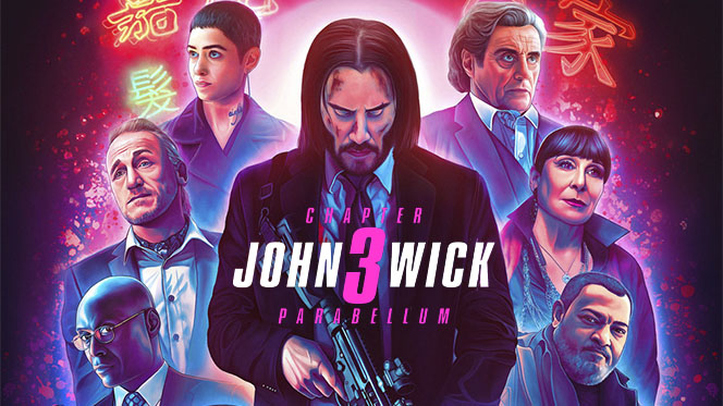 John Wick 3: Parabellum (2019) BDRip Full HD 1080p Latino-Ingles