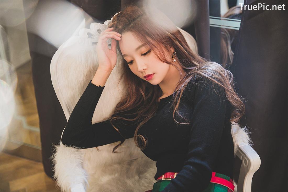 Image Korean Beautiful Model - Park Soo Yeon - Fashion Photography - TruePic.net - Picture-1