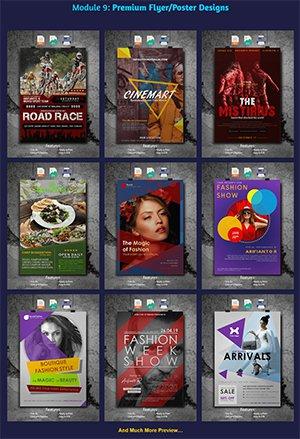 Premium Flyer-Poster Designs