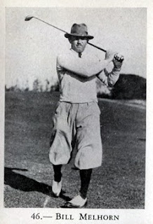 photo of golfer Bill Mehlhorn