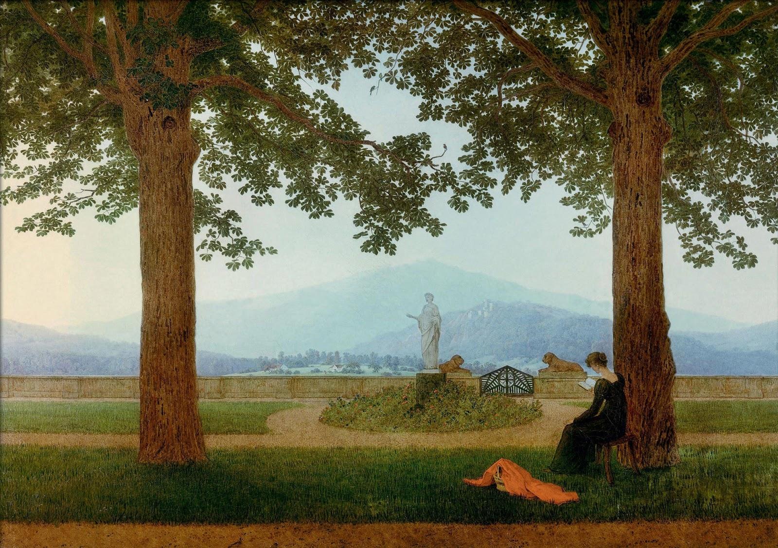 Caspar David Friedrich | Pintura romântica alemã