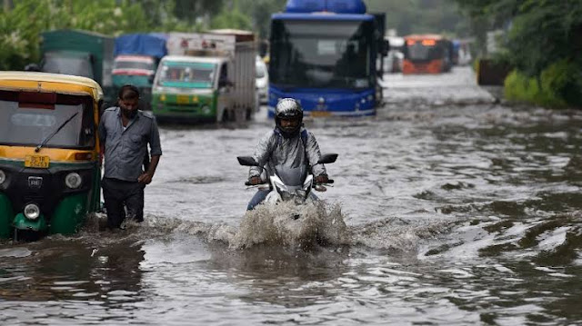 Monsoon is activate in Northern India till 21 August