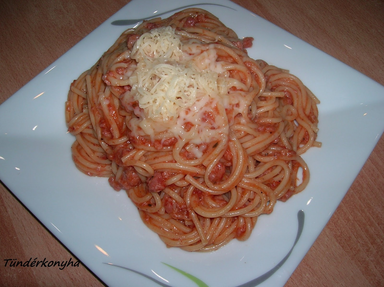 talán nem férgek hanem spagetti