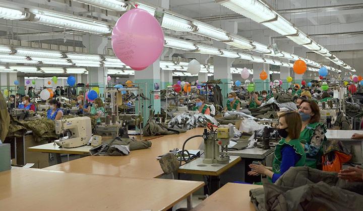 Дубоссарская швейная фабрика
