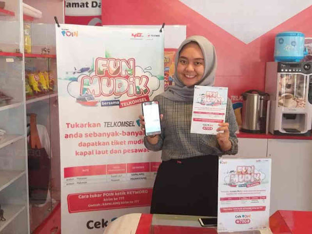 Telkomsel Gelar Program Mudik Gratis dan THR Seru di Bulan Ramadhan dan Idul Fitri