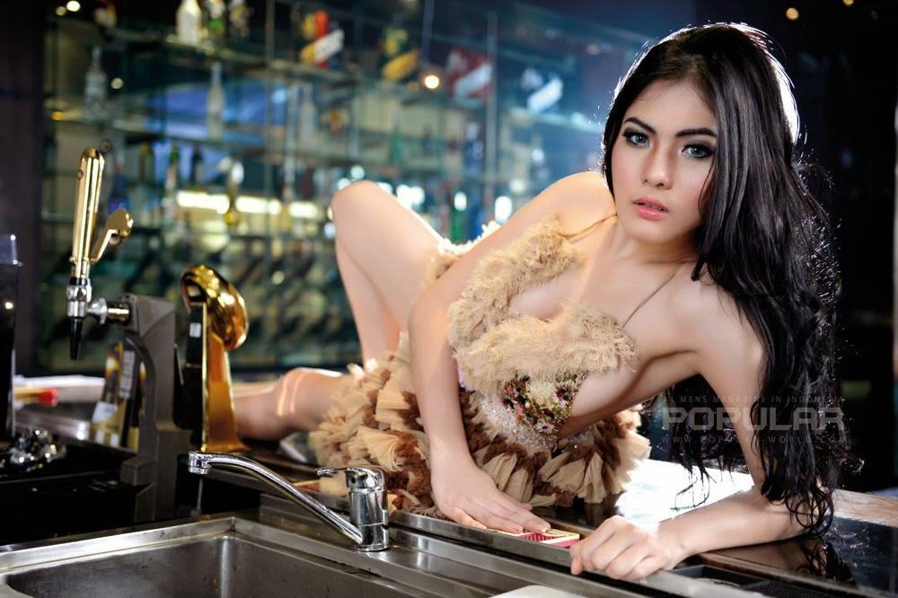 Abg Montok Foto Wiwid Gunawan Majalah Popular: KUMPULAN PHOTOSHOOT NISA BEIBY POPULAR WORD GALERI FOTO