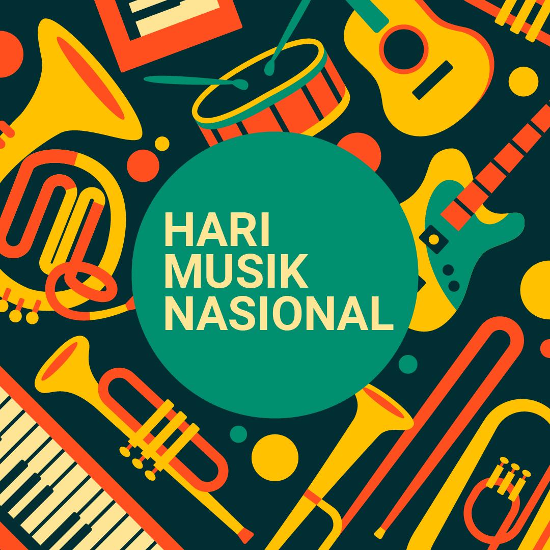 Gambar Ucapan Hari Musik Nasional 10