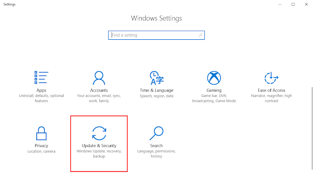 cara mematikan auto update windows 10 secara sementara