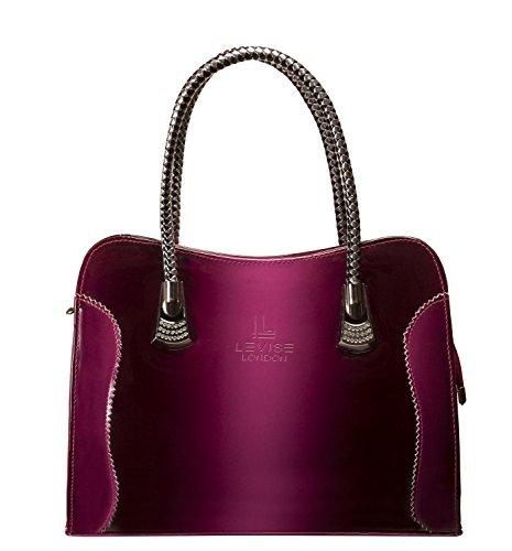 Rs,1189/- LEVISE LONDON Women's Handbag (Magenta)