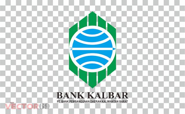 Logo Bank Kalbar Potrait - Download Vector File PNG (Portable Network Graphics)