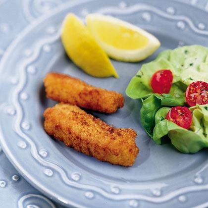 Fish Fingers Recipe
