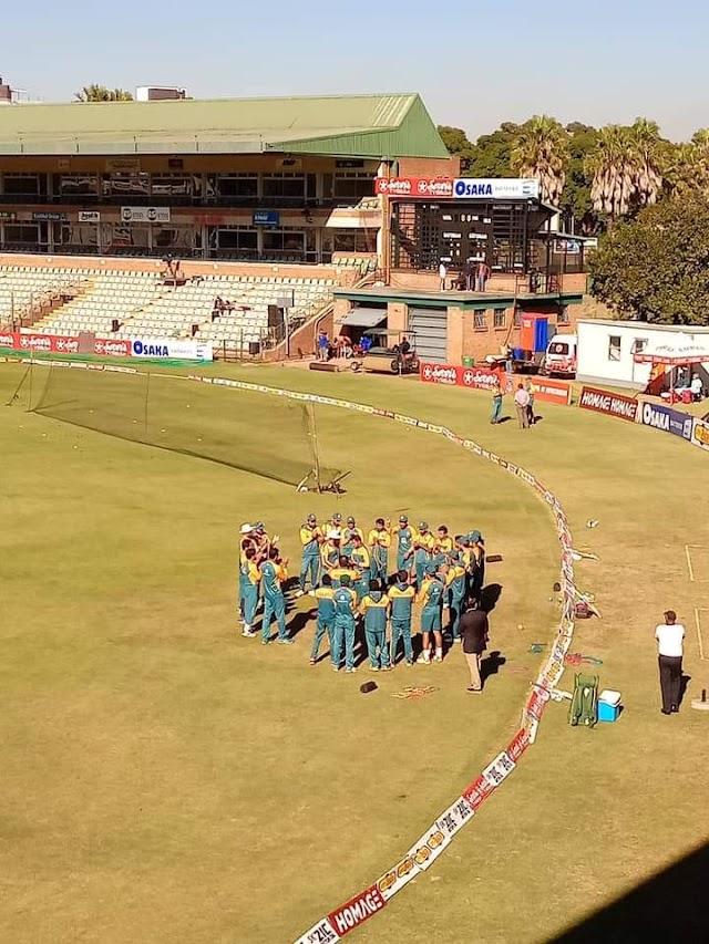 LIVE: Dream 11 prediction for Zimbabwe vs Pakistan - Pitch Repost - Cricket Score - Commentary