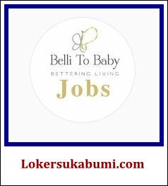 Lowongan Kerja Belli To Baby Sukabumi Terbaru