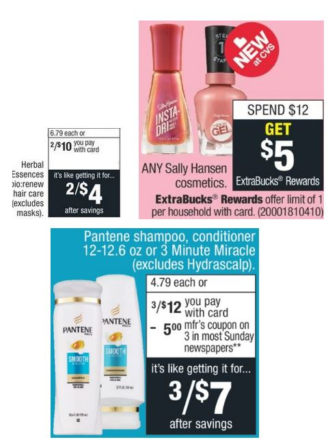 FREE Sally Hansen CVS Deal -4/28-5/4