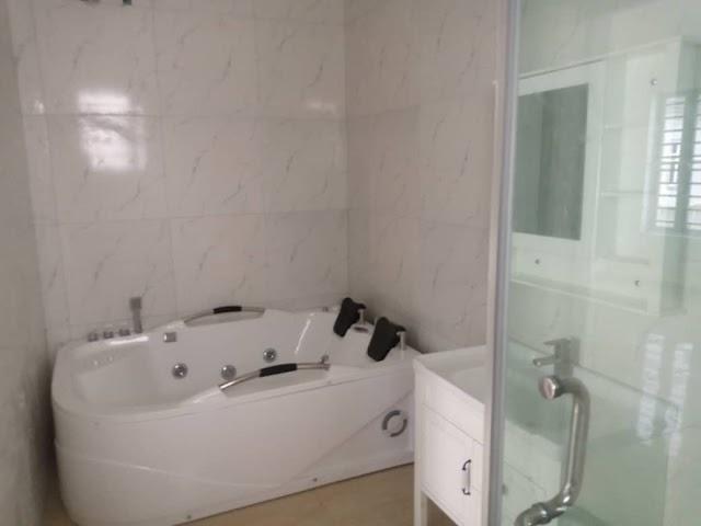 Oral Estate: 4 bedroom Semi Detached Duplex
