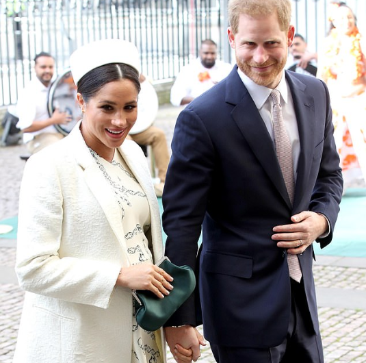 Queen asks Prince Harry and Meghan Markle to pause their new lifestyle to attend the annual Commonwealth Service