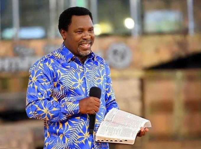Prophet TB Joshua dies, Age 57, just few days to his birthday