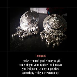 Itokri.com Earrings