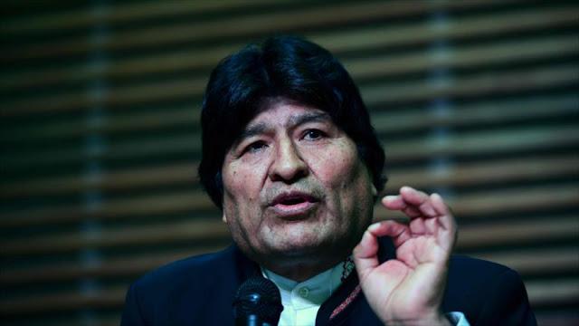 Evo Morales: Nuevas denuncias en mi contra buscan dividir al MAS