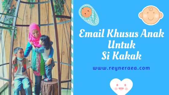 email khusus anak