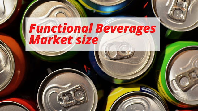 Functional Beverages Market size in Asian, USA & Europe Market