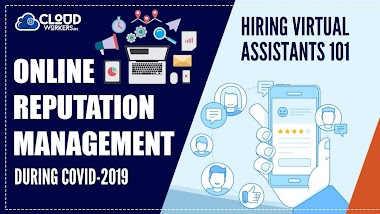 Hiring Virtual Assistants for Reputation Management Consultants during COVID-19 – A Must!
