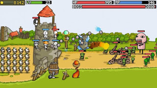 Grow Castle Apk v1.9.7 (Mod Gold/Skill)