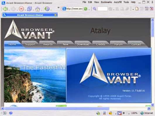 Avant Browser 2015 Free Software Download Full Version « Free Download Software | Crack Download | Full Version Software