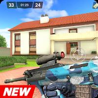Special Ops: Gun Shooting – Online  War Mod Apk (Free Shopping)