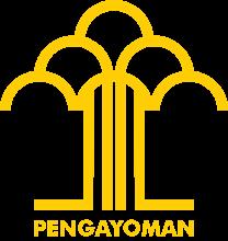 Logo Kementerian Hukum dan HAM RI