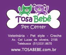 Tosa Bebê Pet Center