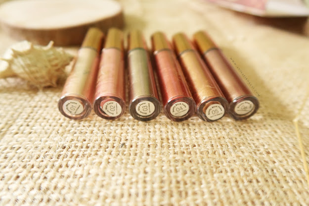 Review Madame Gie Beauty Blink Fame Liquid Eyeshadow