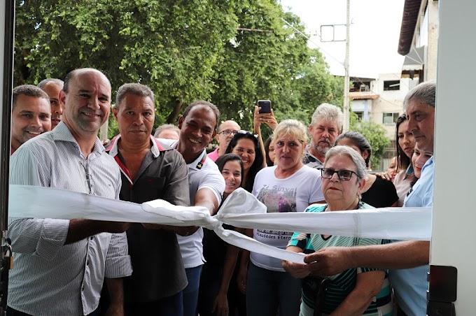 Prefeitura de Belo Oriente inaugura Clínica Municipal de Fisioterapia em São Sebastião de Braúnas