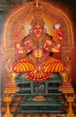 देवी खड्गमाला स्तोत्रम् Devi Khadgamala Stotram Hindi Lyrics
