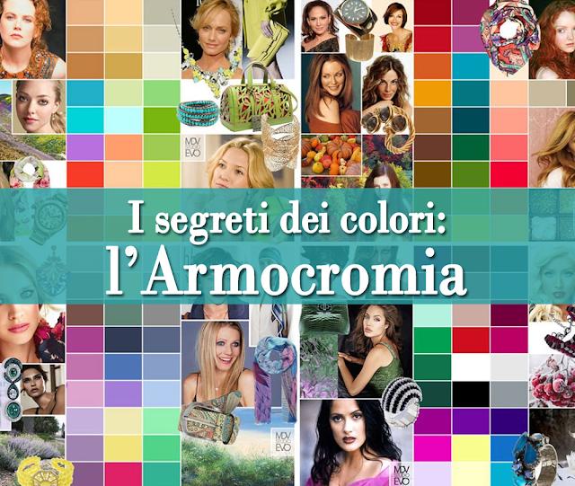 I segreti dei colori: l'Armocromia