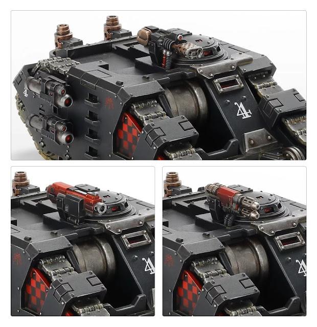 Sabre Strike Tank